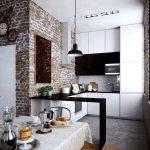 фото Стиль лофт в интерьере от 28.12.2017 №024 - Loft style in the interior - design-foto.ru