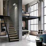 фото Стиль лофт в интерьере от 28.12.2017 №025 - Loft style in the interior - design-foto.ru