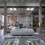 фото Стиль лофт в интерьере от 28.12.2017 №037 - Loft style in the interior - design-foto.ru