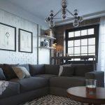 фото Стиль лофт в интерьере от 28.12.2017 №040 - Loft style in the interior - design-foto.ru