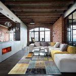 фото Стиль лофт в интерьере от 28.12.2017 №051 - Loft style in the interior - design-foto.ru