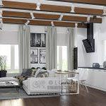 фото Стиль лофт в интерьере от 28.12.2017 №055 - Loft style in the interior - design-foto.ru