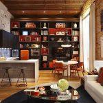 фото Стиль лофт в интерьере от 28.12.2017 №067 - Loft style in the interior - design-foto.ru