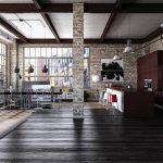 фото Стиль лофт в интерьере от 28.12.2017 №087 - Loft style in the interior - design-foto.ru