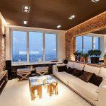фото Стиль лофт в интерьере от 28.12.2017 №090 - Loft style in the interior - design-foto.ru