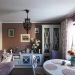 фото Стиль прованс в интерьере от 27.12.2017 №001 - Provence style in interior - 2018