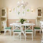 фото Стиль прованс в интерьере от 27.12.2017 №002 - Provence style in interior - 2018