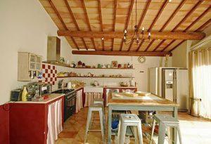 фото Стиль прованс в интерьере от 27.12.2017 №009 - Provence style in interior - 2018
