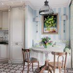 фото Стиль прованс в интерьере от 27.12.2017 №010 - Provence style in interior - 2018