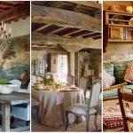 фото Стиль прованс в интерьере от 27.12.2017 №011 - Provence style in interior - 2018