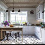 фото Стиль прованс в интерьере от 27.12.2017 №018 - Provence style in interior - 2018