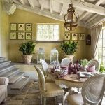 фото Стиль прованс в интерьере от 27.12.2017 №021 - Provence style in interior - 2018
