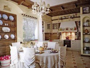 фото Стиль прованс в интерьере от 27.12.2017 №024 - Provence style in interior - 2018