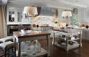 фото Стиль прованс в интерьере от 27.12.2017 №025 - Provence style in interior - 2018