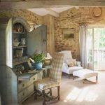 фото Стиль прованс в интерьере от 27.12.2017 №027 - Provence style in interior - 2018
