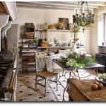 фото Стиль прованс в интерьере от 27.12.2017 №031 - Provence style in interior - 2018