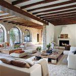 фото Стиль прованс в интерьере от 27.12.2017 №032 - Provence style in interior - 2018