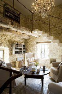 фото Стиль прованс в интерьере от 27.12.2017 №033 - Provence style in interior - 2018