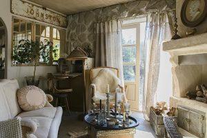 фото Стиль прованс в интерьере от 27.12.2017 №035 - Provence style in interior - 2018