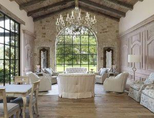 фото Стиль прованс в интерьере от 27.12.2017 №040 - Provence style in interior - 2018