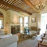 фото Стиль прованс в интерьере от 27.12.2017 №049 - Provence style in interior - 2018