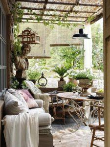 фото Стиль прованс в интерьере от 27.12.2017 №055 - Provence style in interior - 2018