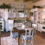фото Стиль прованс в интерьере от 27.12.2017 №066 - Provence style in interior - 2018