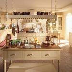 фото Стиль прованс в интерьере от 27.12.2017 №067 - Provence style in interior - 2018