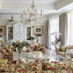 фото Стиль прованс в интерьере от 27.12.2017 №071 - Provence style in interior - 2018