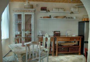 фото Стиль прованс в интерьере от 27.12.2017 №079 - Provence style in interior - 2018