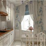 фото Стиль прованс в интерьере от 27.12.2017 №085 - Provence style in interior - 2018