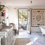 фото Стиль прованс в интерьере от 27.12.2017 №086 - Provence style in interior - 2018