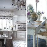фото Стиль прованс в интерьере от 27.12.2017 №088 - Provence style in interior - 2018