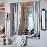 фото Стиль прованс в интерьере от 27.12.2017 №089 - Provence style in interior - 2018
