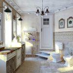 фото Стиль прованс в интерьере от 27.12.2017 №090 - Provence style in interior - 2018
