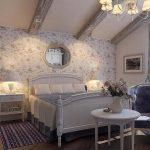 фото Стиль прованс в интерьере от 27.12.2017 №099 - Provence style in interior - 2018