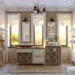 фото Стиль прованс в интерьере от 27.12.2017 №100 - Provence style in interior - 2018