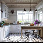 фото Стиль прованс в интерьере от 27.12.2017 №105 - Provence style in interior - 2018