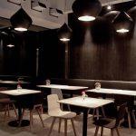 фото Черный цвет в интерьере от 21.12.2017 №041 - Black color in the interio - design-foto.ru