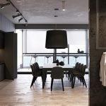 фото Черный цвет в интерьере от 21.12.2017 №102 - Black color in the interio - design-foto.ru