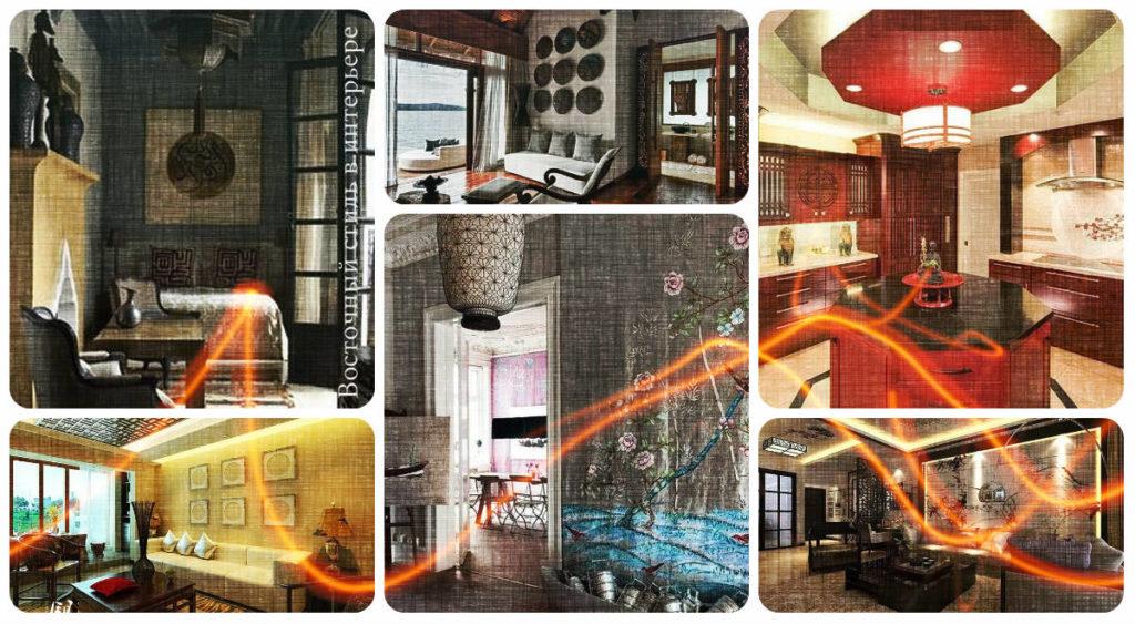 Восточный стиль в интерьере - коллекция фото примеров с готовыми идеями и проектами