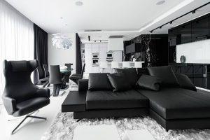 фото Белый интерьер квартиры от 27.03.2018 №007 - White interior of the - design-foto.ru