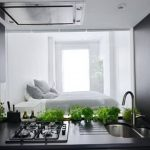 фото Белый интерьер квартиры от 27.03.2018 №013 - White interior of the - design-foto.ru