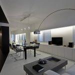 фото Белый интерьер квартиры от 27.03.2018 №024 - White interior of the - design-foto.ru