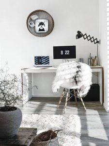 фото Белый интерьер квартиры от 27.03.2018 №027 - White interior of the - design-foto.ru