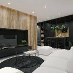фото Белый интерьер квартиры от 27.03.2018 №028 - White interior of the - design-foto.ru