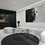 фото Белый интерьер квартиры от 27.03.2018 №029 - White interior of the - design-foto.ru