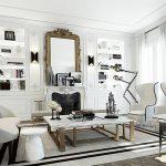 фото Белый интерьер квартиры от 27.03.2018 №031 - White interior of the - design-foto.ru
