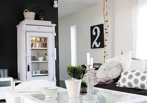 фото Белый интерьер квартиры от 27.03.2018 №034 - White interior of the - design-foto.ru