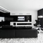 фото Белый интерьер квартиры от 27.03.2018 №035 - White interior of the - design-foto.ru